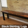 Reclaimed Wood Furniture Side Tables Hd Threshing