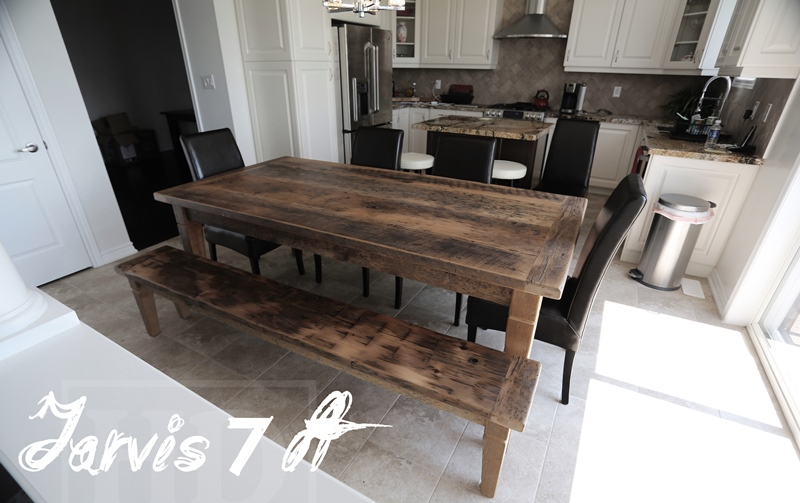 Reclaimed Wood Furniture Greytone Treatment Hd Threshing