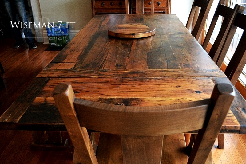 ... Threshing Floor Definition By Harvest Table Ontario Harvest Dining  Table Reclaimed ...