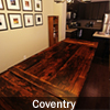 Waterloo Harvest Tables Reclaimed Wood Furniture by HD Threshing