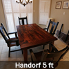 www.hdthreshing.com - Custom Reclaimed Wood Harvest Tables