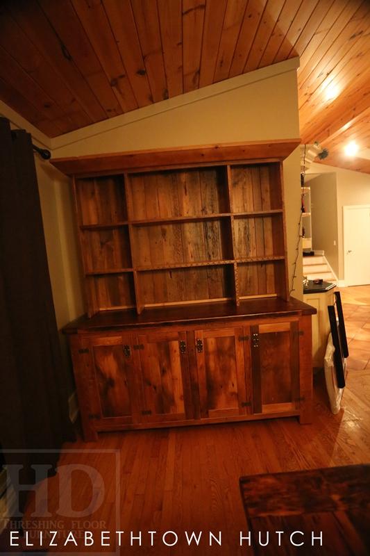 ... Custom Built Reclaimed Wood Hutches ...
