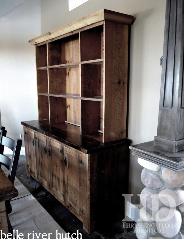 reclaimed wood dining room amp kitchen hutches hd threshing