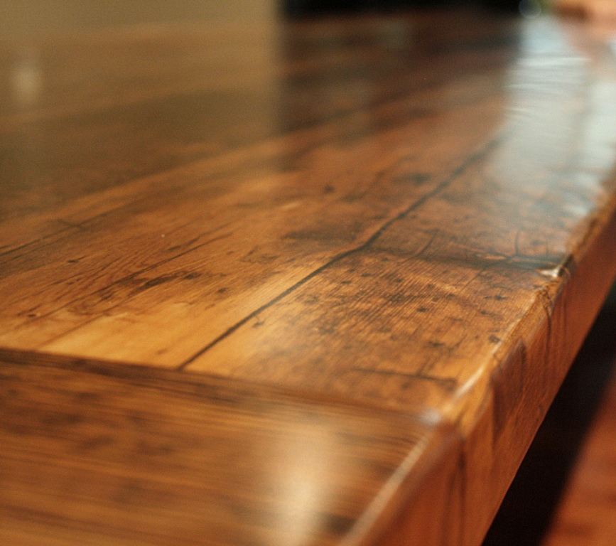 Reclaimed Wood Furniture Premium Epoxy Hd Threshing