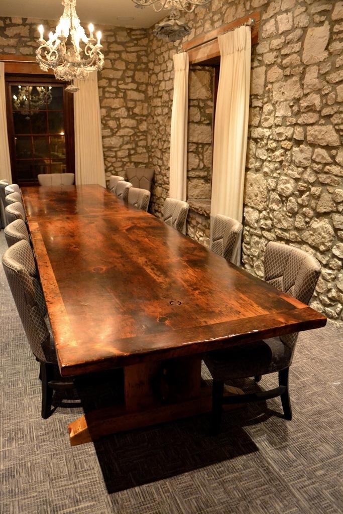 Reclaimed Wood Furniture Restaurant Tables Hd Threshing