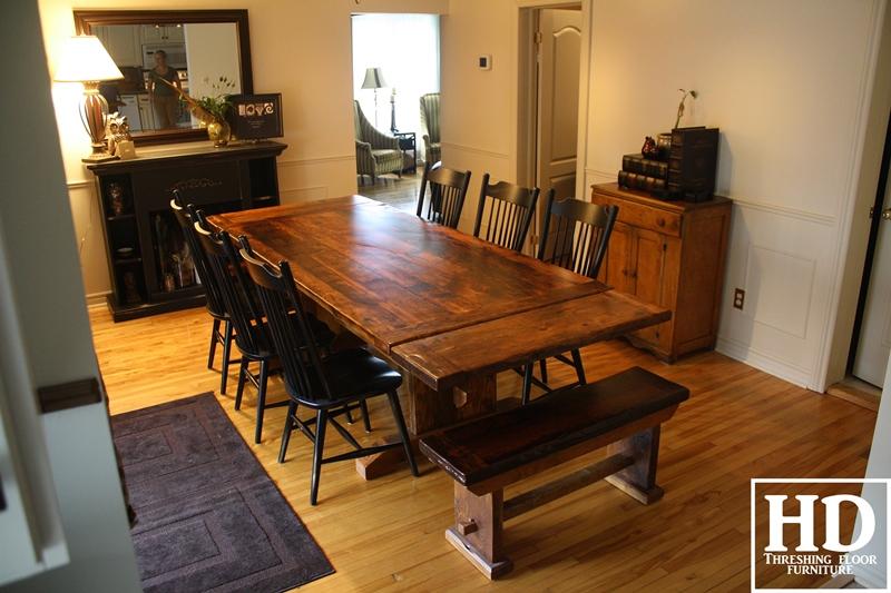 Reclaimed Wood Furniture Chairs HD Threshing : Dining20Table20Reclaimed20Wood20Buckhorn20Burlington20Mennonite2026 from www.hdthreshing.com size 800 x 533 jpeg 239kB