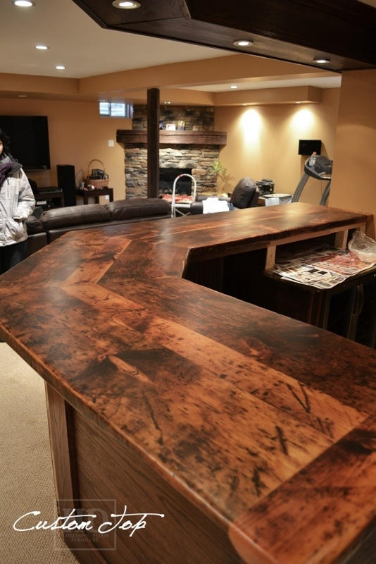 Beautiful Custom Bar tops Countertops
