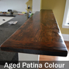 Reclaimed Woood Counter Top