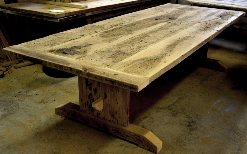 Reclaimed Wood Furniture | Unfinished | HD Threshing